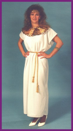 Egyptian Queen  sc 1 st  Christian Costumes & Egyptian Costumes for Women: Biblical Costumes Church Pageant ...
